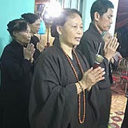 Cụ Ông Vãng Sanh Được Phật Quang Chiếu Sáng Khắp Nhà