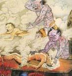 Cứu Độ Những Chúng Sanh Đang Khổ Nạn Ở Tam Ác Đạo