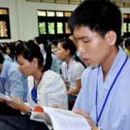 HT Thích Trí Tịnh Khai Thị Về Việc Tụng Kinh Và Niệm Phật
