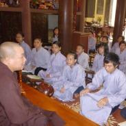 Khai Thị Cho Người Mới Phát Tâm Học Phật