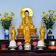 Khi Chúng Ta Thỉnh Tượng Phật Về Nhà Có Cần Mời Thầy Đến Làm Lễ Khai Quang Không?