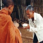 Một Đệ Tử Phật Dạy Người Đầy Tớ Già Cách Bán Nghèo