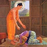 Muốn Được Lợi Ích Nơi Phật Pháp Phải Hướng Về Cung Kính Mà Cầu
