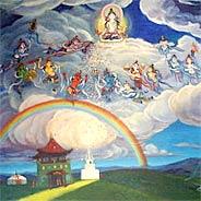 Tâm Chân Thật Vì Phật Pháp Khiến Quỷ Thần Ủng Hộ Và Hộ Pháp