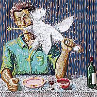 Ăn Quá Nhiều Thịt Thọ Báo Bị Té Gãy Chân