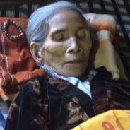 Cụ Bà 80 Tuổi Ung Thư Tử Cung Niệm Phật Vãng Sanh