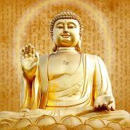 Một Vị Sư Vãng Sanh Thượng Phẩm Lúc Trà Tỳ Trên Đảnh Và Hai Tay Hiện Ra Hóa Phật