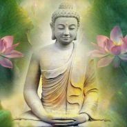 Phật Thích Ca Khuyên Phụ Vương Tu Pháp Niệm Phật