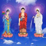 Ung Thư Gan Niệm Phật 3 Ngày Được Tây Phương Tam Thánh Giáng Mây Tiếp Dẫn